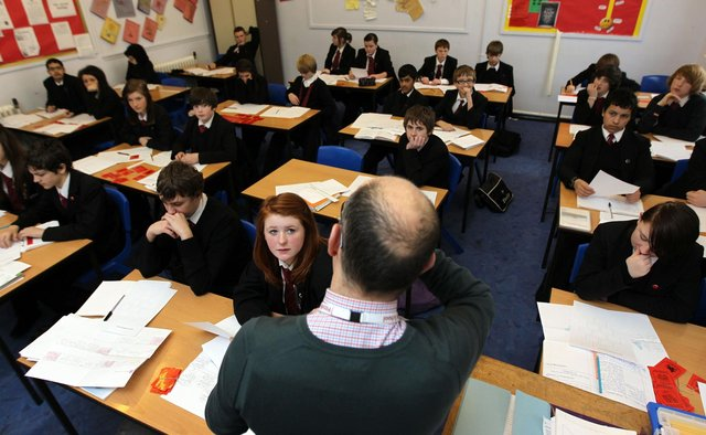 A review of Scotland's schools curriculum will be published on June 21.