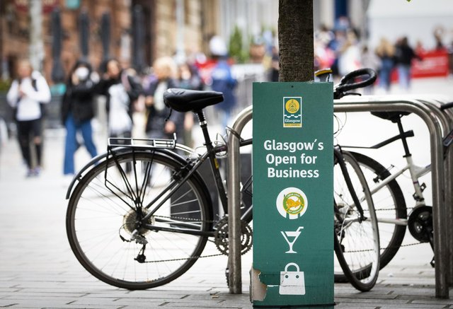 First Minister Nicola Sturgeon has announced Glasgow will remain in Level Three lockdown as cases remain high in the city (Photo: Jane Barlow/PA Wire/PA Images)