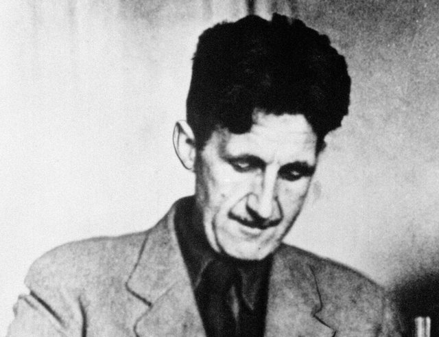 George Orwell  PIC: PA/PA Wire