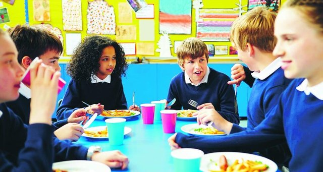 Sturgeon to unveil free breakfast and lunch plan for every primary school pupil.