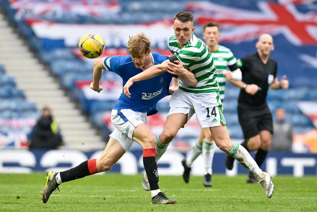 Celtic and Rangers could be players in British league, but not in any half-baked European Super League proposals. (Photo by Rob Casey / SNS Group)