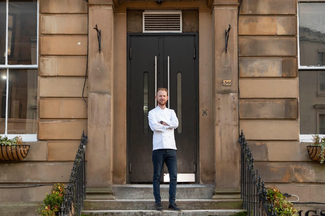 Could this be Glasgow's first Michelin Star restaurant in over 16 years?