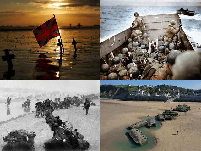D-Day took place 77 years ago (Getty Images)