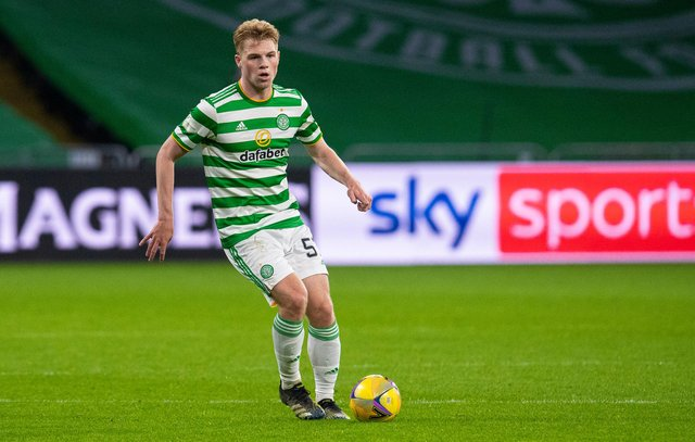 Stephen Welsh has signed a new deal with Celtic. Picture: SNS