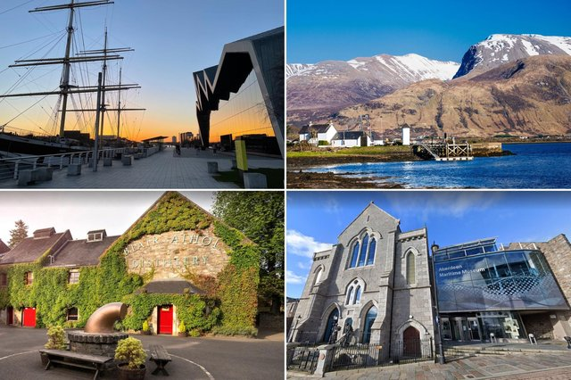 Here are the top tourist attractions in Scotland according to Tripadvisor reviews - some of them might surprise you.