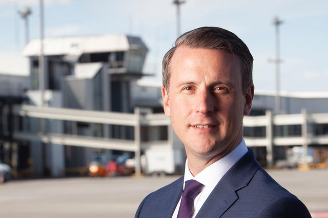 Mark Johnston takes up the new role of chief operating officer for AGS Airports, which owns Aberdeen, Glasgow and Southampton airports, among other executive changes.