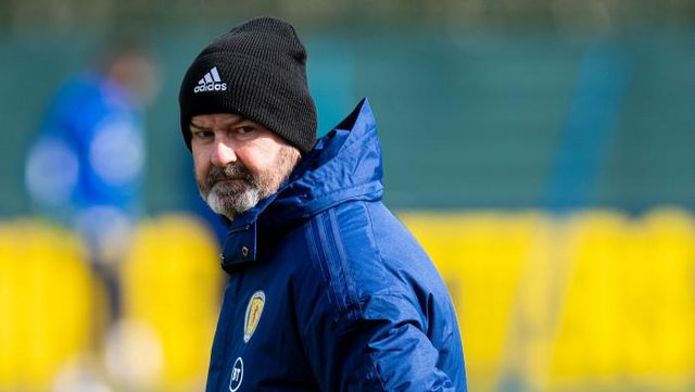 Scotland manager Steve Clarke has named his squad for the Euro 2020 finals next month. (Picture: Ross MacDonald / SNS Group)