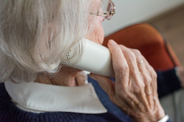Thousands of calls went unanswered during the helpline's busiest period
