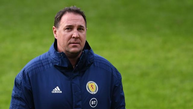 Former SFA Performance Director Malky Mackay . (Photo by Craig Foy / SNS Group)
