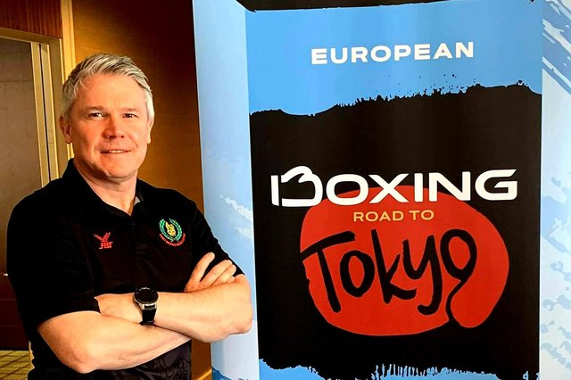 Chris Roberts is the new chief executive of Boxing Scotland