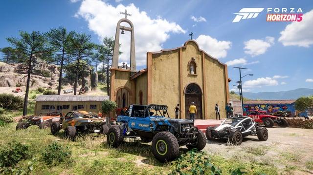 Forza Horizon 5 will be set in Mexico
