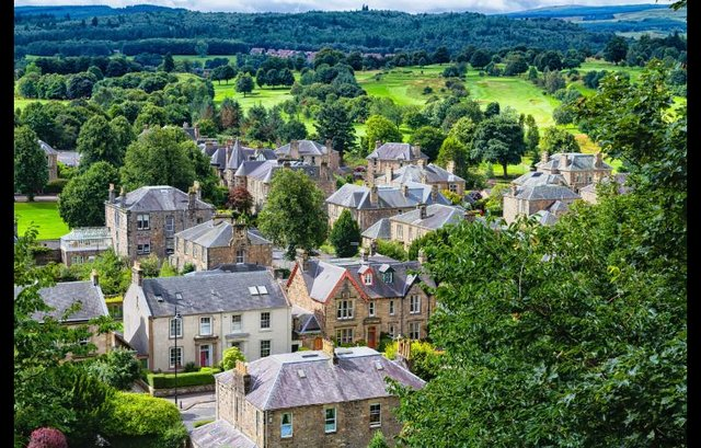 Stirling is one of the most affordable place to buy property in the Scotland