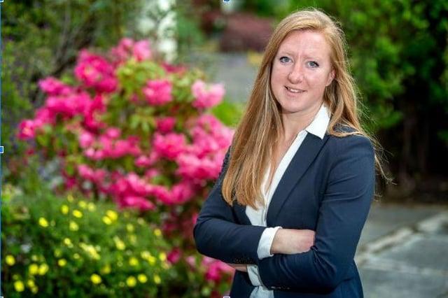 Caritas Neuro founder Leigh Fell
