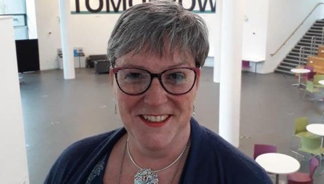 Fiona Roberts is a Teaching Excellence Fellow at Robert Gordon University