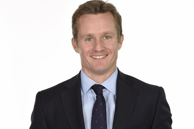 Tom Stocker, Partner and corporate crime specialist at Pinsent Masons