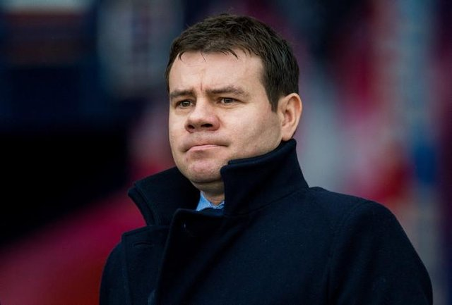 """Rangers Sporting Director Ross Wilson has been """"quietly working hard"""" on the transfer (Photo by Ross Parker / SNS Group)"""
