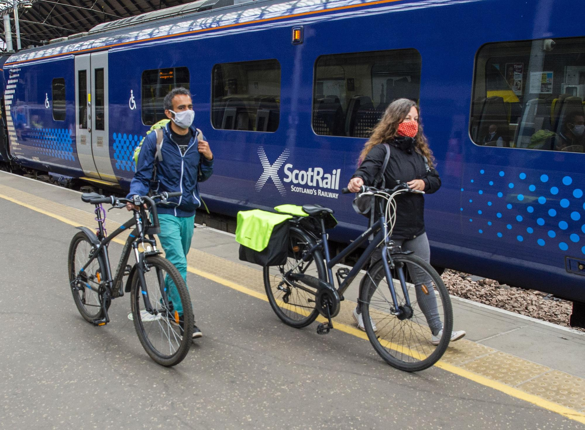 scotsman.com - Scotsman Letters - ScotRail is failing to tap into cycling market - Readers' Letters