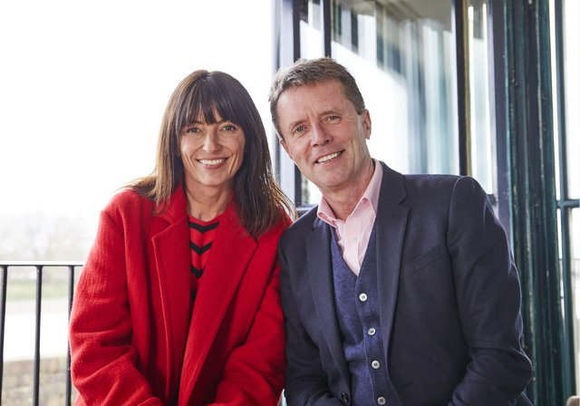Long Lost Family, presented byDavina McCall and Nicky Campbell, is a must-watch, says Dr Gary Clapton