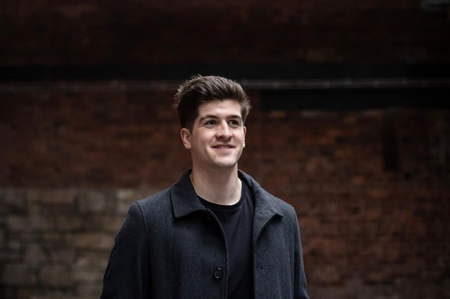 Scottish architect and entrepreneur Danny Campbell, 30, founded Hoko in 2019. Picture: Elaine Livingstone