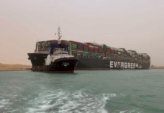 The block in the Suez Canal has had an impact on stock shortages