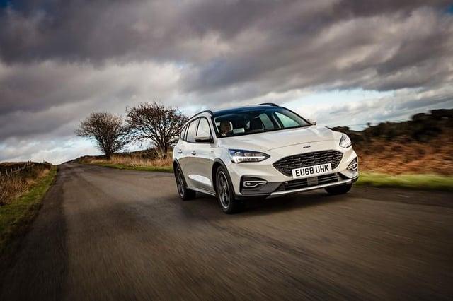 Ford Focus Active estate