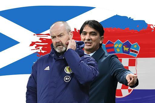 Will Scotland reach the last 16 of Euro 2020 if we beat Croatia in Euro 2020. Pic: JPIMedia