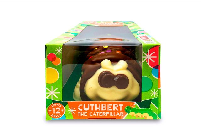 M&S has started legal action against Aldi alleging its Cuthbert the Caterpillar product infringes M&S's Colin the Caterpillar cake trademark