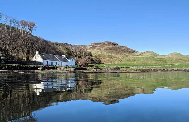 Canna Cafe is  open throughout the day and evening in the summer months.