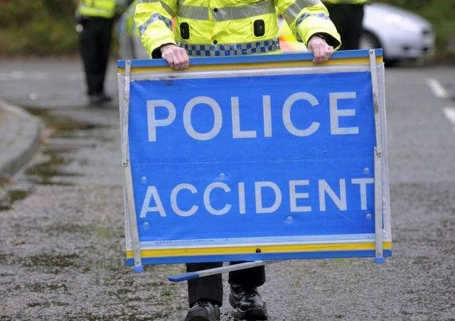 Police have named a man who died following a fatal road crash on the M8 as Alan McDonald from Glasgow.