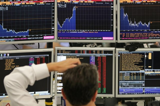 Level E Research is an Edinburgh-based leader in artificial intelligence (AI) investment solutions. Investors include leading figures in the investment management industry. Picture: Daniel Leal-Olivas/AFP/Getty Images