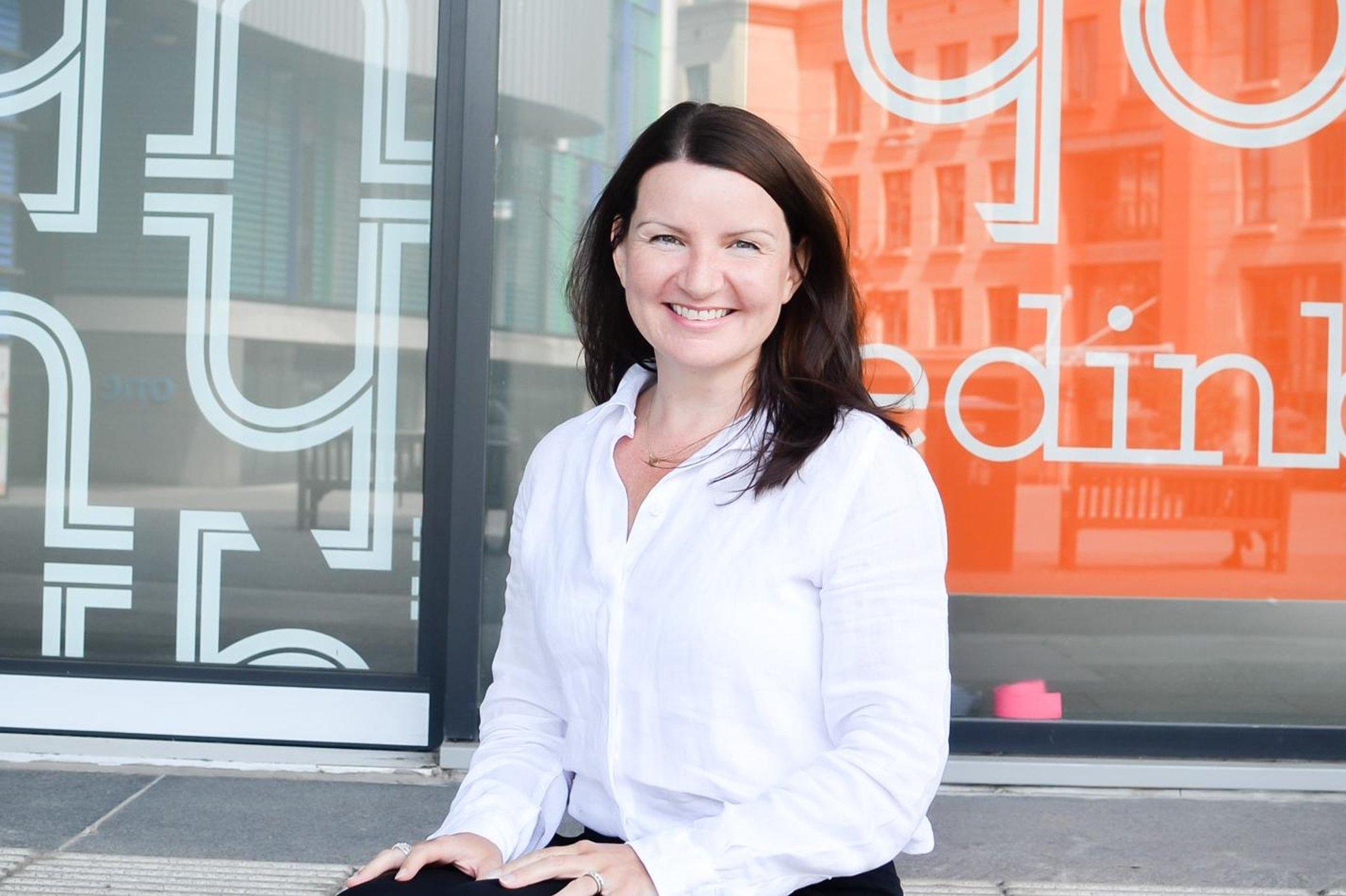 Pengusaha wanita Edinburgh bernama pengusaha di tempat tinggal di University of Stirling Management School