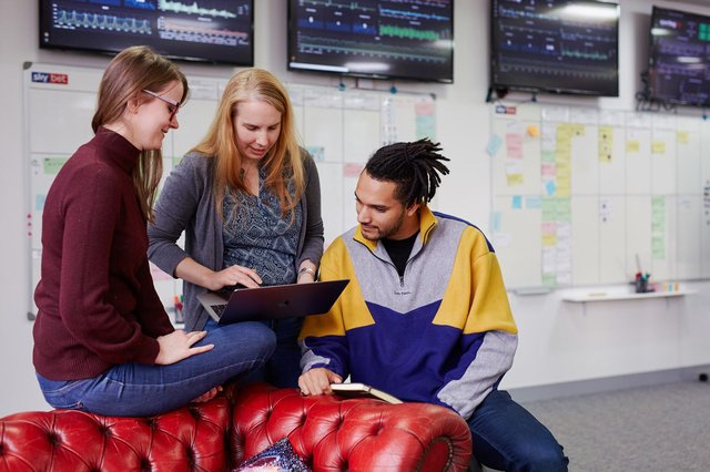 Infinity Works, part of Accenture, is one of the UK's leading digital transformation consultancies. Picture: Jeff Moore