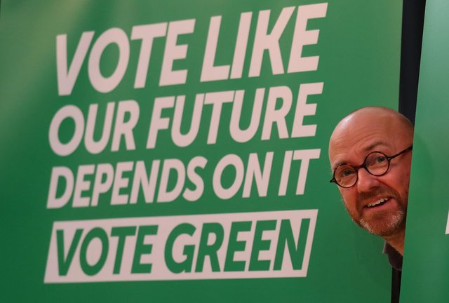 The Scottish Greens are set to unveil their manifesto for the Scottish Parliamentary elections.