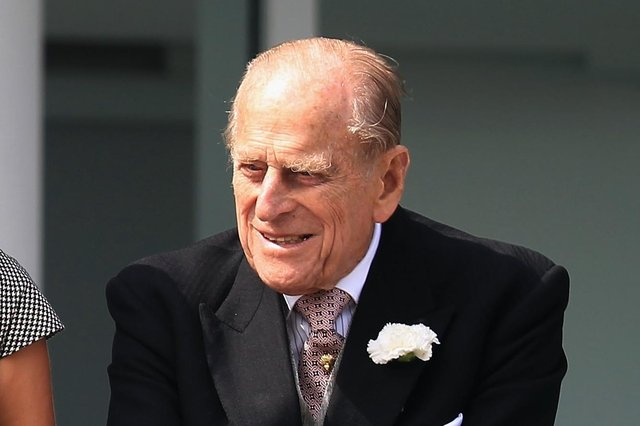 The Duke's funeral will be on Saturday.