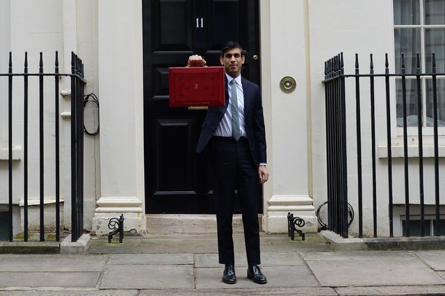 Christine Jardine had been hoping for a bold, transformational Budget from Chancellor Rishi Sunak (Picture: Chris J Ratcliffe/Getty Images)