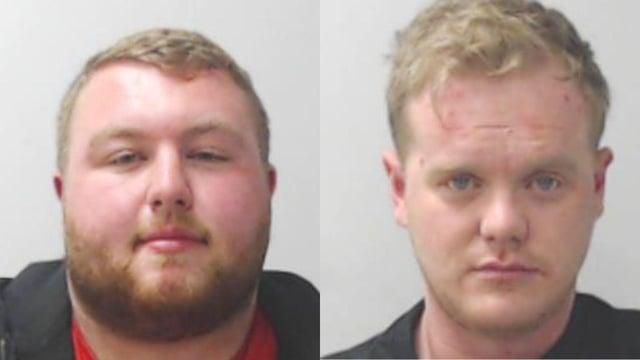 L-R: Connor Holmes, 24, and Scott Roddie, 29 (Photo: Police Scotland).