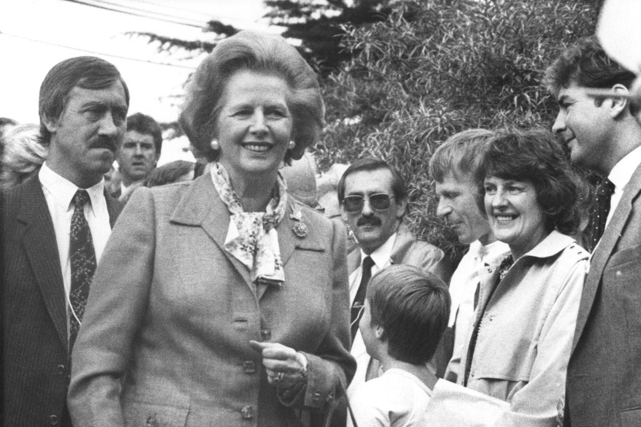 Scotland in the 1980s: The pivotal political moments of ...