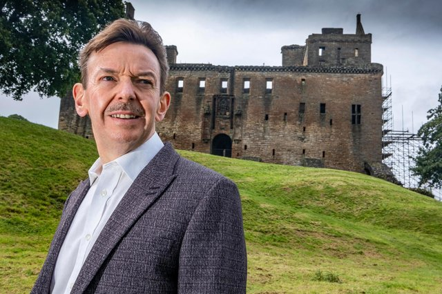 Tommy Cook, founder and chief executive of Calnex, which is headquartered in Linlithgow, West Lothian. Picture: Peter Devlin