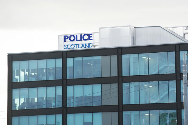 Police Scotland says enquires are ongoing. Picture: John Devlin.