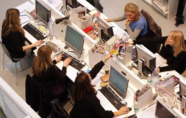 Only one in four employers feels confidence over being ready for a safe return to office working. Picture: Oli Scarff/Getty Images.