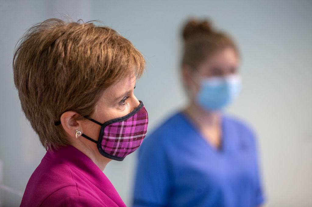 Readers Letters: Sturgeon playing politics with NHS bonus