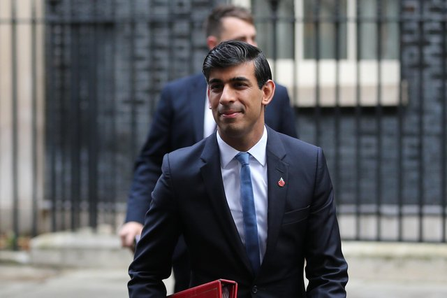 The chancellor, Rishi Sunak, has outlined plans for a fourth SEISS payment (Photo: Shutterstock)