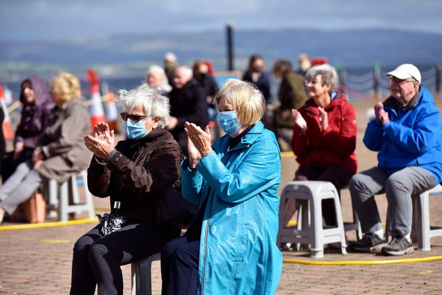 Opera lovers headed to the Beacon Arts Centre in Greenock during Scottish Opera's pop-up tour in September.
