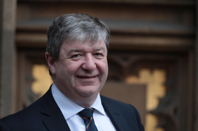 Liberal Democrat MP Alistair Carmichael suggested the plans could infringe on civil rights.