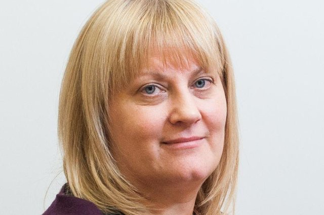 Jackie Galbraith, Principal and Chief Executive West Lothian College