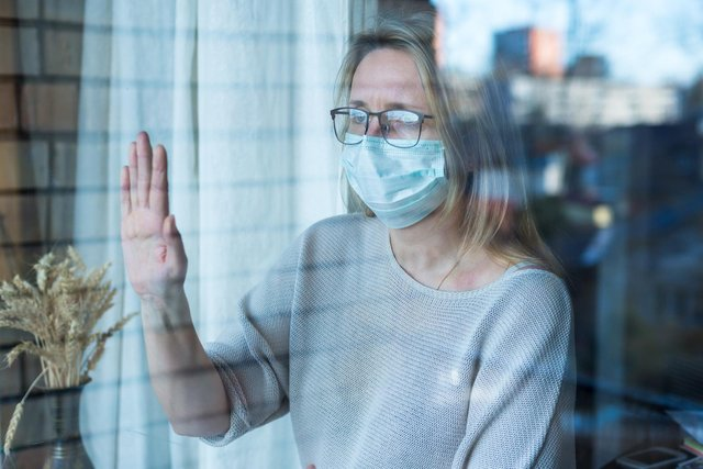 People who are identified as a close contact of someone who has tested positive for the virus currently need to self-isolate (Shutterstock)