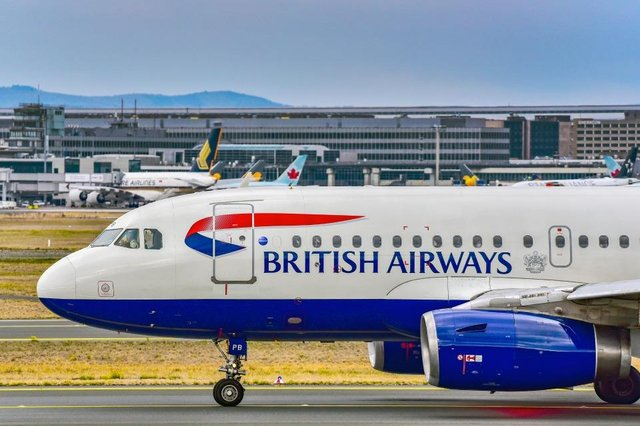 British Airways has grounded all of its planes from Gatwick Airport (Photo: Shutterstock)