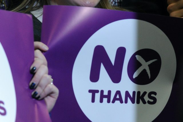 A new poll says Scots don't want another independence referendum until Covid is eliminated.