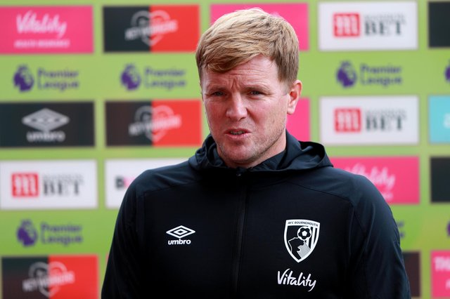 Eddie Howe's arrival at Celtic Park appears imminent.