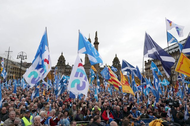 Scottish Independence supporters will have a choice of party at the Holyrood election in May.
